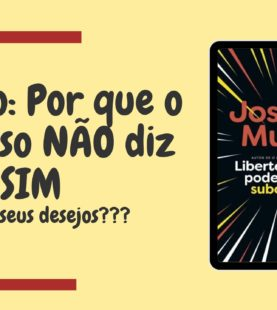 Estudo do Livro Liberte o poder do Subconsciente |Andresa Gonçalves